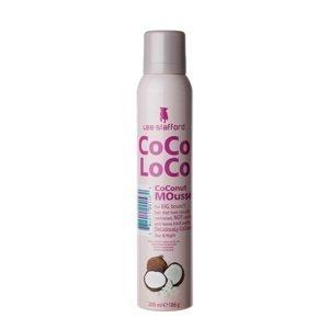Lee Stafford CoCo LoCo Coconut Mousse Pěnové tužidlo na vlasy 200ml