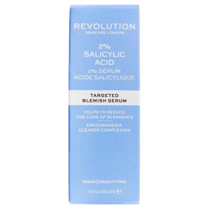 Revolution Skincare Targeted Blemish Serum 2% Salicylic Acid sérum 30ml