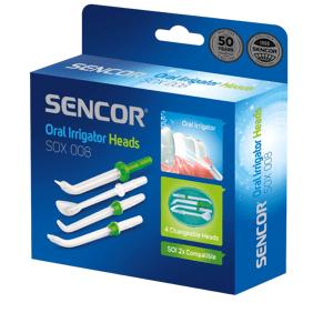 Sencor Náhradní nástavce SOX 008