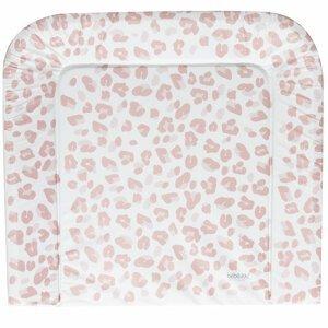 Bébé-Jou Přebalovaci podlozka třístranná Leopard Pink 1ks