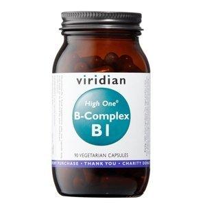Viridian B-Complex B1 High One® 90 kapslí