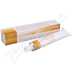 Vivamel Medical honey Léčba ran 50g