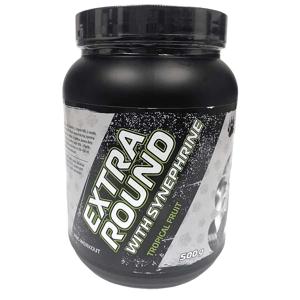 Bear Foot Nutrition  Bear Foot, Extraround se synephrinem, předtréninková směs, 500 g, Tropical Fruit