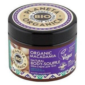 Planeta Organica Tělové suflé Makadamia 300ml