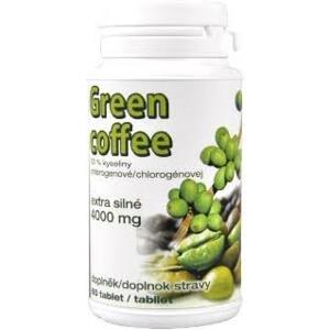 Dr.Bojda GREEN COFFEE zelená káva extra 4000mg 60 tablet