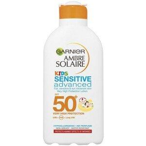 Garnier Ambre Solaire ochranné mléko pro děti OF50+ 200ml