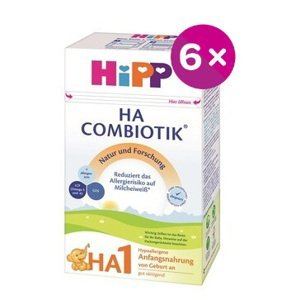 HiPP HA1 Combiotic mléko 6x500g