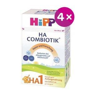 HiPP HA1 Combiotic mléko 4x500g