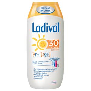 LADIVAL Mléko pro děti SPF30 200ml