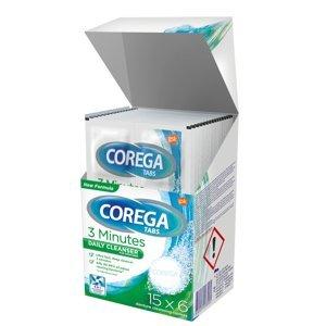 Čistící tablety na zubní náhradu