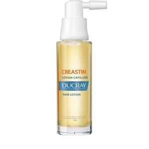 Ducray Creastim Roztok při vypadávání vlasů, 2 měsíční kúra pro reakční vypadávání vlasů 2x30ml