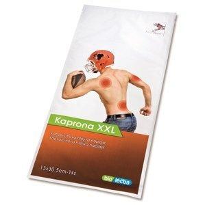 KAPRONA Kapsaicinová prohřívací náplast 13x30,5cm