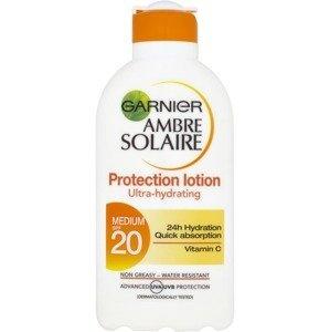Garnier Ambre Solaire Mléko SPF20 200ml