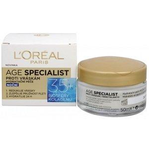L'Oréal Paris  L'oréal Dex Age Expert 35+ noční krém 50ml