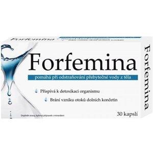 Forfemina přípravek na odvodnění těla 30 tablet