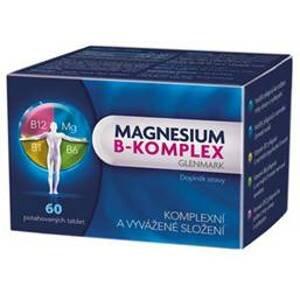 Magnesium B-komplex Glenmark 60 tablet