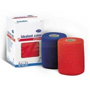 Obinadlo elastické Idealast-haft color 8cmx4m/1ks červená