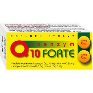 Naturvita  Koenzym Q10 forte 30mg 60 tablet