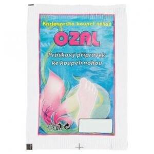 Vřídlo  Ozal koupelová sůl na nohy 25g