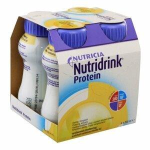 Nutridrink Protein vanilka 4x200ml