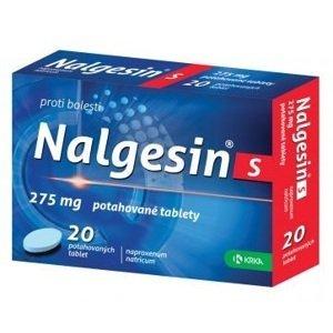 Nalgesin S tablety potažené 20x275mg II