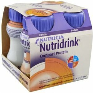 Nutridrink Compact Protein Brosk.mango 4x125ml