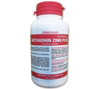 Ace Pharma  Methionin zink PLUS 500/15 100 kapslí