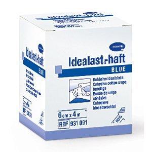 Obinadlo elastické Idealast-haft color 6cmx4m/1ks modrá