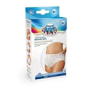 Canpol babies Jednorázové mateřské kalhotky 5ks vel. L/XL 9600