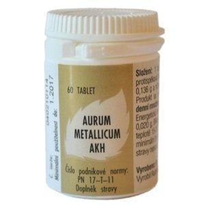 AKH Aurum Metallicum 60 tablet