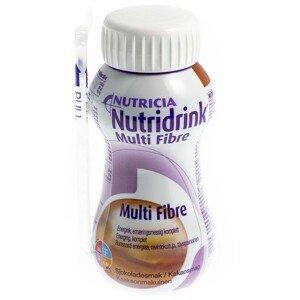 Nutridrink Multi Fibre perorální roztok 200ml Čokoládový
