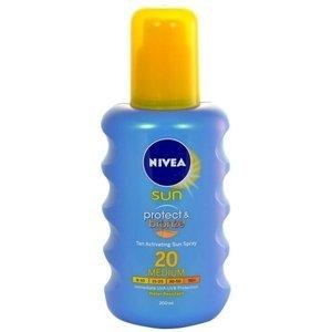 NIVEA SUN Olej na opalování Protect&Bronze SPF20 200ml