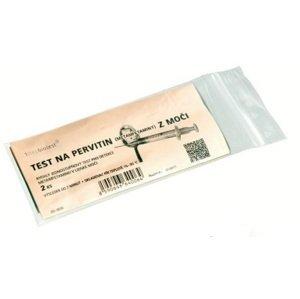 1stepbiotest  Test na pervitin (metanfetaminy) z moči 2ks