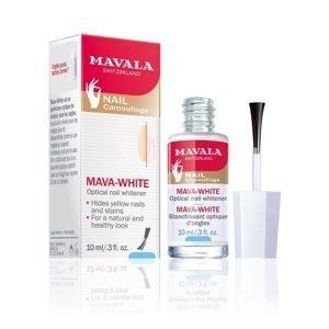 MAVALA Mava-White optický zesvětlovač nehtů 10ml