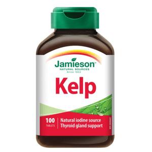 Jamieson Kelp mořské řasy 650μg 100 tablet