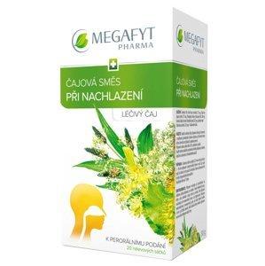 Megafyt Čajová směs při nachlazení léčivý čaj 20x1.5g
