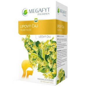 Megafyt Lipový čaj léčivý 20x1.5gm
