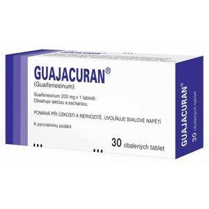 Guajacuran 200mg 30 obalených tablet
