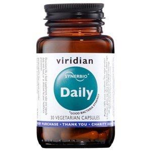 Viridian Synerbio Daily směs probiotik a prebiotik 30 kapslí