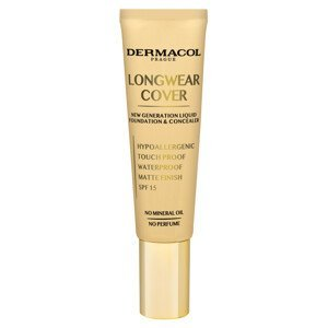 Dermacol Longwear cover Make-up č.02 30ml