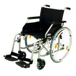 DMA 118-23 Standardní vozík invalidní šířka sedu 43 cm