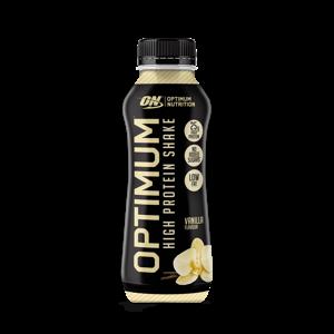 Optimum Nutrition High Protein Shake vanilka 330ml