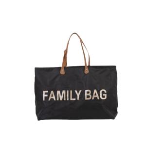 Childhome Cestovní taška Family Bag Black