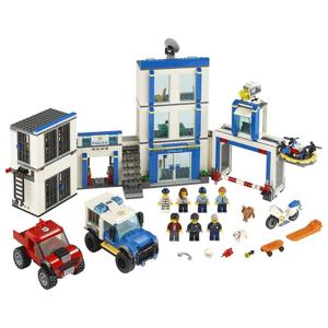 Lego Policejní stanice 60246