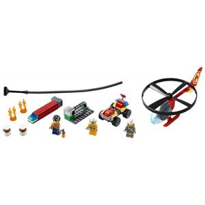 Lego Zásah hasičského vrtulníku 60248