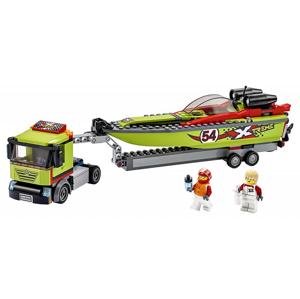 Lego Přeprava závodního člunu 60254