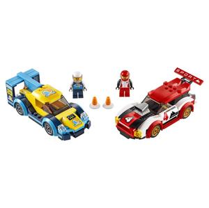 Lego Závodní auta 60256