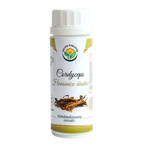 Salvia Paradise  Cordyceps - housenice standardizovaný extrakt 100 kapslí