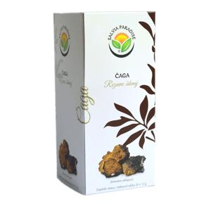Salvia Paradise Čaga - chaga - rezavec 20 x 1,5 g sáčky