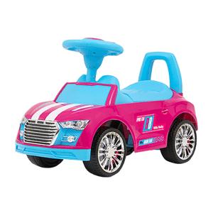 Milly Mally Dětské odrážedlo Racer pink-blue
